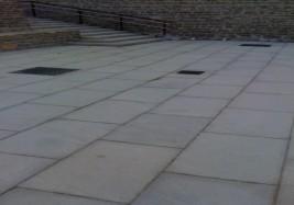 Armentum archaeological park (Vitoria)