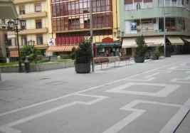 Peatonalización del Eje Comercial de Zamora