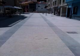 Pedestrian Streets at Luanco (Asturias)