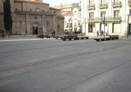Pavimentación Plaza de la Constitución de Zamora