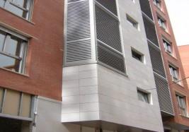 Edificio de viviendas en Soria