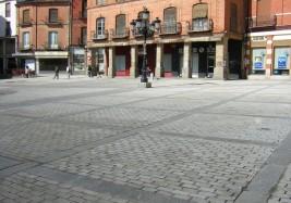 Pavimentación Plaza Mayor de Benavente y entorno