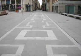 Zamora Commercial Area