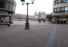 Pavimentación Plaza Santo Domingo de Guzmán (Burgos)
