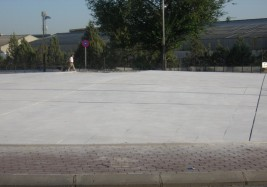 José Gárate roundabout development at Coslada (Madrid)